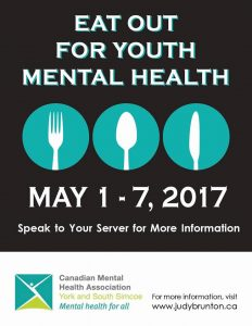 Eat Out for Mental Health