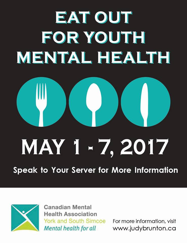 Mental Health Awareness Week Fundraiser