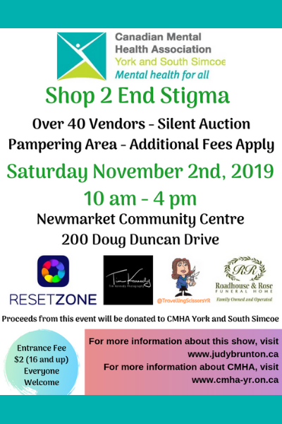 Shop 2 End Stigma 2019