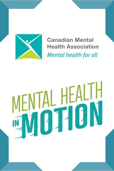 Mental Health In Motion Donate Page to support Judy Brunton for CMHA
